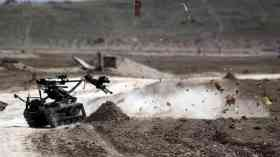 £55 million contract for bomb disposal robots
